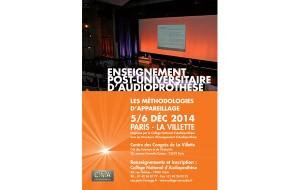 EPU 2014 : « Les méthodes d'appareillage »,</br>le pré-programme.