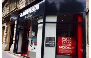 Alain Afflelou ouvre son 94ème centre à Paris