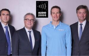 Audio 2000, partenaire de Morgan Bourc'his, champion de plongée en apnée