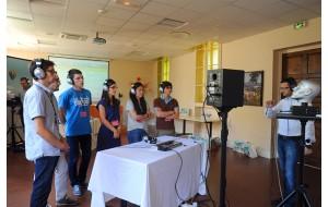 Près de 40 étudiants réunis ce week-end pour la  3ème édition des Universités d'été de Phonak.