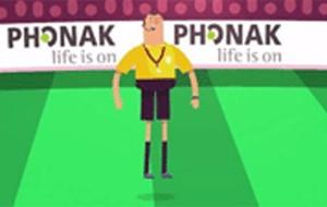 Vidéo. Avec ComCom, Phonak est au cœur du Mondial