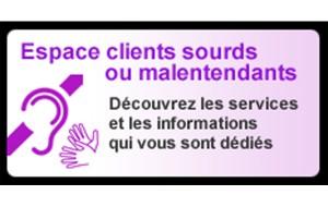 Le service consommateurs de La Poste désormais accessible à ses clients sourds et malentendants