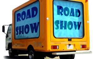 Phonak en road-show du 2 décembre 2014 au 8 janvier 2015.