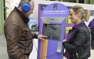 Audio 2000 propose des contrôles auditifs gratuits sur le Tour Auto