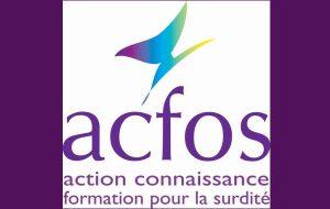 Prise en charge des enfants sourds : le calendrier des formations professionnelles de l'Acfos