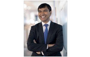 Achin Bhowmik, « héros de la santé » pour le Business Journal de Minneapolis