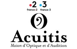 Acuitis sponsorise 4 émissions phares sur France 2 et France 3