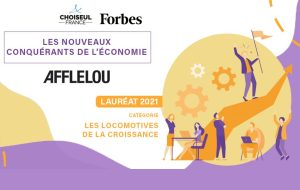 """Afflelou parmi les 30 """"locomotives de la croissance"""" selon Forbes"""