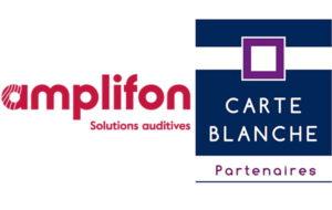 Amplifon intègre Carte Blanche Partenaires