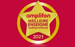 """Amplifon de nouveau désigné """"Meilleure enseigne audioprothésiste"""""""