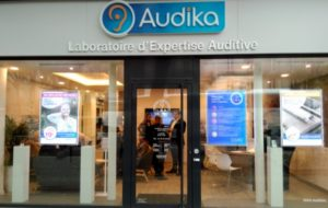 Le 1er Laboratoire d'expertise auditive d'Audika prend ses marques à Paris