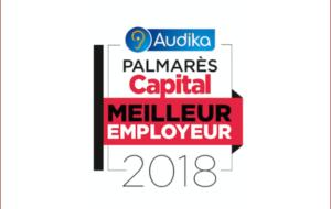 Audika dans le top 10 des meilleurs employeurs établi par Capital