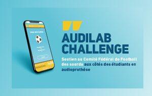 « Audilab Challenge », un casual game sur smartphone