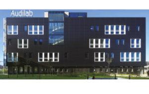 Tous les services d'Audilab sont réunis dans son nouveau siège social