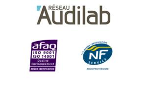 Les certifications d'Audilab renouvelées