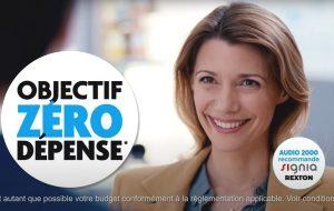 « Objectif Zéro Dépense »: Audio 2000 lance sa campagne sur les écrans
