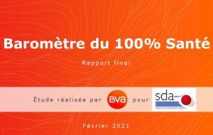 Le SDA dévoile les 1ers résultats de son baromètre 100 % santé réalisé par BVA
