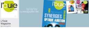 L'Ouïe Magazine a sa page Facebook
