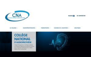Le CNA met en ligne son nouveau site et la liste des inscrits à l'UVCNA