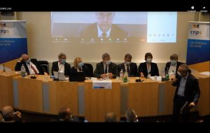 Rentrée du CNPS : Luis Godinho interroge le directeur de l'Assurance maladie sur les négociations conventionnelles en cours