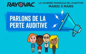 Journée mondiale de l'audition : Rayovac s'engage dans la sensibilisation