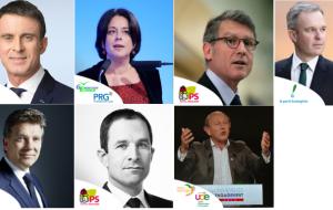 Primaires à gauche: les premières propositions santé des candidats