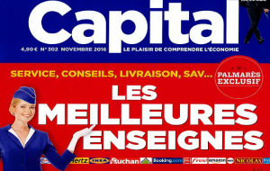 Audition Conseil distingué par le magazine Capital pour son service client