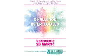 Challenge inter-écoles Entendre: dans les starting blocks !