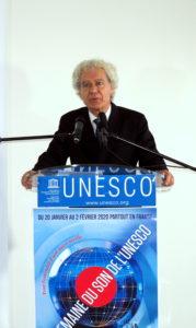 La Semaine du son intègre officiellement les actions menées par l'Unesco