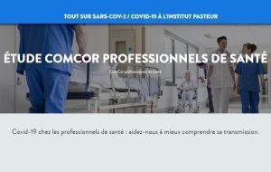 L'institut Pasteur vous questionne sur la transmission (ou non) du Covid-19