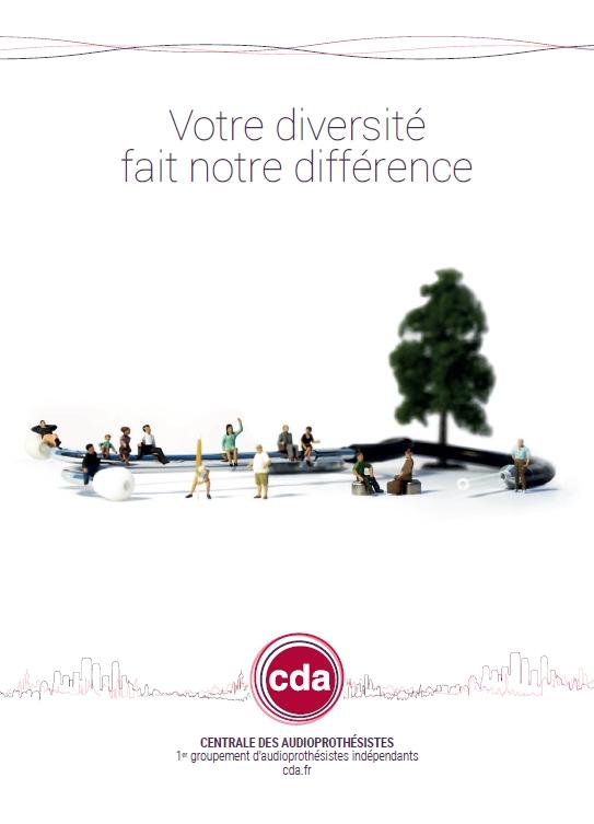 Communication métier CDA visuel stéthoscope