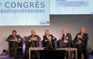 Congrès de l'Unsaf : retour sur les propositions des candidats à la Présidentielle