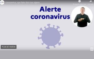 Des informations coronavirus accessibles pour les sourds et malentendants de tous âges