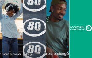 """""""Dépasse pas les 80 !"""" : le nouveau message de la Fondation pour l'audition"""
