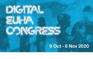EUHA 2020 : un congrès numérique sur 1 mois