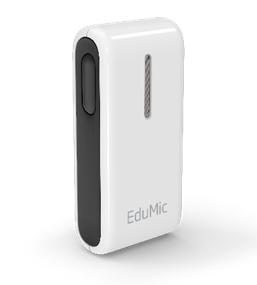 EduMic Gros plan
