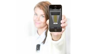 Cochlear TM Baha® Control, l'application smartphone qui permet de gérer les processeurs TM Baha® 4