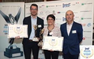 L'Iref récompense à nouveau 2 audioprothésistes Entendre