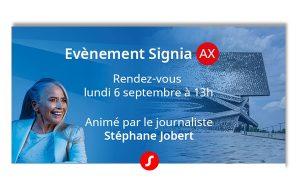 Signia prépare le lancement d'AX pour la rentrée