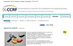 La DGCCRF reprécise les rôles de l'ORL et de l'audioprothésiste dans sa fiche 'Appareils auditifs'