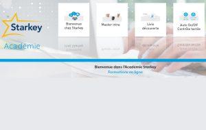 Starkey adapte les horaires de ses formations en ligne au déconfinement