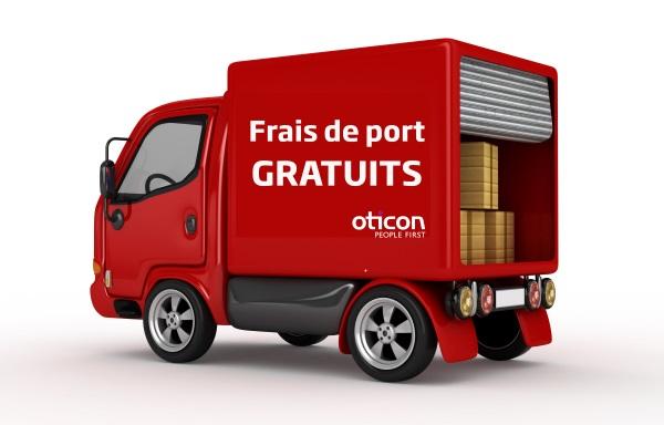 Oticon frais de port gratuits jusqu au 31 d cembre l 39 ou e magazinel 39 ou e magazine - Thomann frais de port gratuit ...