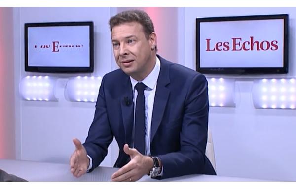 e21bc8b16d973f Alain Afflelou Acousticien   « Nous sommes n°2 en taux de notoriété ». Frédéric  Poux ...