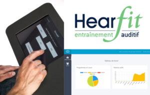 2 ans après son lancement à l'EPU, Hearfit évolue