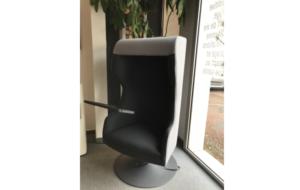 Hearfit, un fauteuil d'entraînement auditif inventé par un audioprothésiste