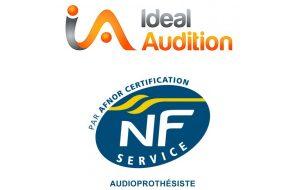 Ideal Audition obtient la certification Afnor