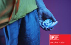 Signia Active Pro décroche un iF Design Award