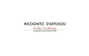 Incognito, première MDD d'Alain Afflelou Acousticien