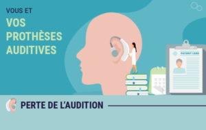 Que Choisir met en accès libre son infographie sur les porteurs d'aides auditives