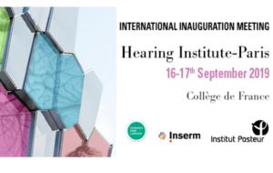 Un congrès inaugural international annonce l'ouverture de l'Institut de l'Audition